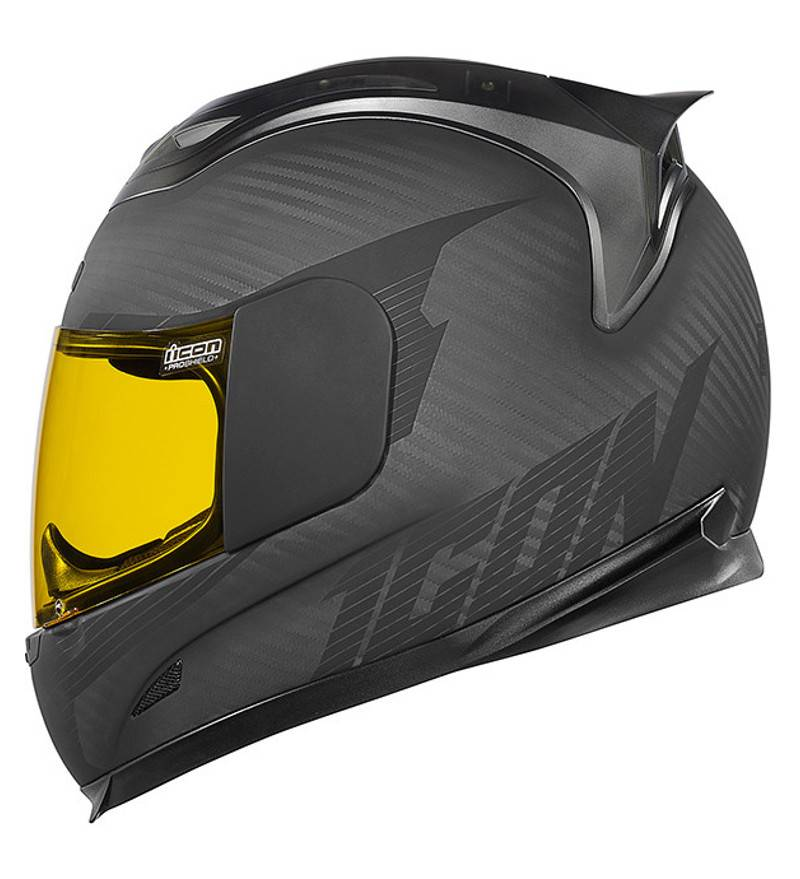 2e45e6636edd59 Casque Icon Airframe Pro - Ghost Carbon, taille 2XL