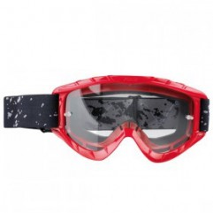 Lunette cross MSR rouge