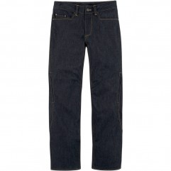 Pantalon jeans Icon Insulated bleu, taille 36